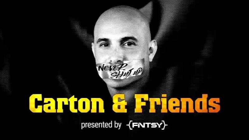 Carton Friends E24: Mike Francesa Day 1, LeBron, Drake, Sam Darnold's Jersey