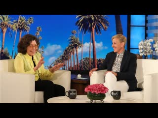 Lily Tomlin Has a Strange Rubber Addiction