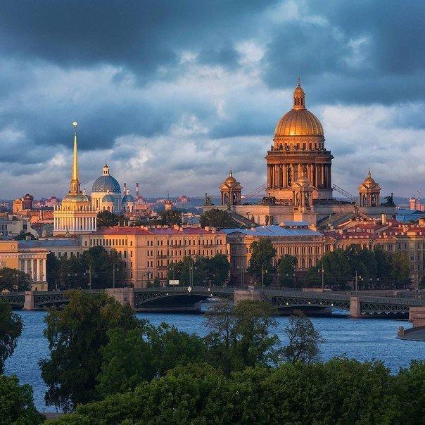 места фотографии красивые с-петербург
