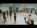Танцевальная студия Энтрада K pop Открытый урок 28 08 18 1