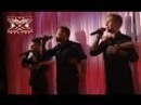 Коллектив Триода - Обійми - Океан Ельзи - Второй прямой эфир - Х-фактор 4 - 02.11.2013
