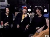 Queen Latifah 1990 Slammin' Interview