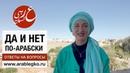 Да и нет по арабски Живой арабский с Еленой Клевцовой