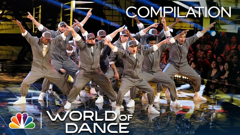 World of Dance 2018 - S-Rank: All Performances (Compilation)