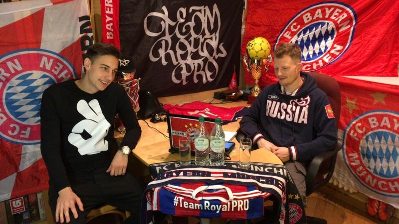 TRP LIVE - в гостях Кирилл Микаэльян