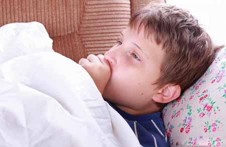 Круп может привести к затруднению дыхания.
