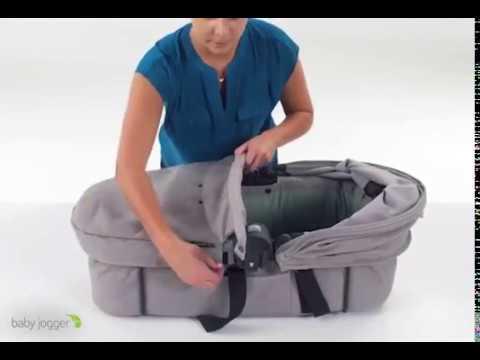 Baby Jogger City Select Lux Pram Kit - комплект для трансформации сиденья в мягкую люльку-переноску