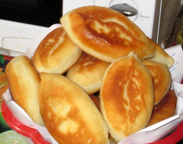 Быстрое дрожжевое тесто в домашних