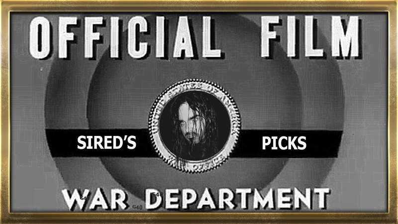 War Department film from WW2 1 of 7