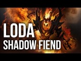 Loda Shadow Fiend Ranked Matchmaking Dota 2