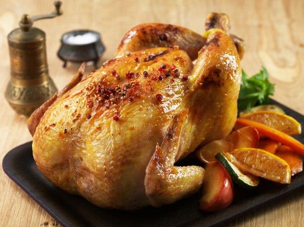 Как зажарить курицу в два раза быстрее →