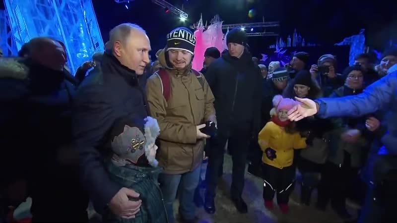 Путин артиллерист