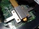 размяк компаунд BGA чипа