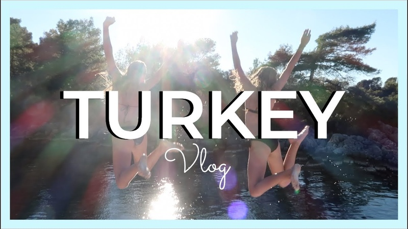 TURKEY VLOG - izaandelle