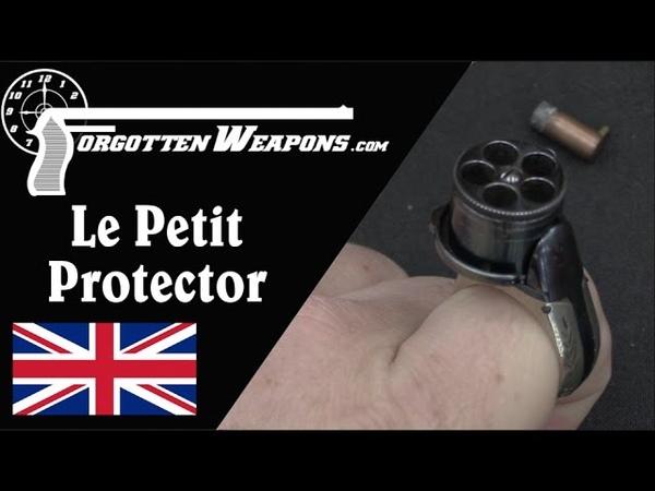 Le Petit Protector Ring Pistol: A Modern Antique