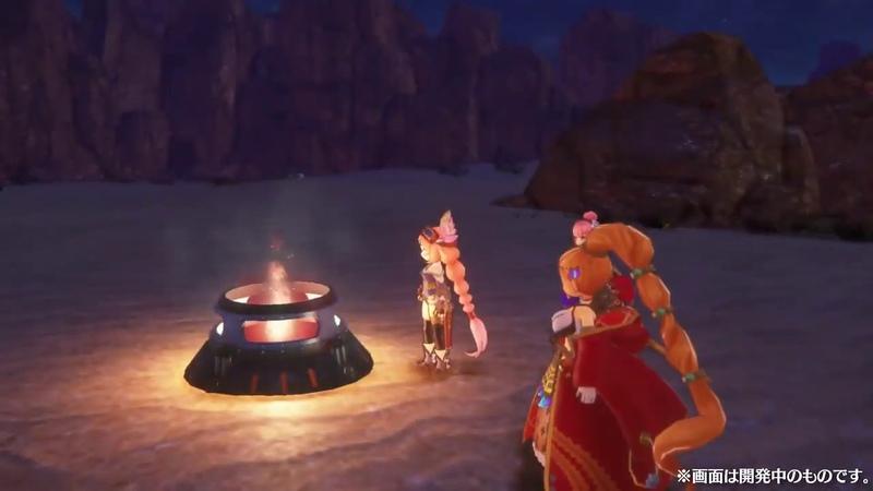 Arc of Alchemist - Field Mechanics Gameplay