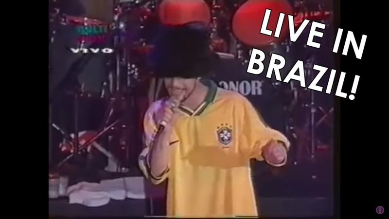 Exclusive highlights - Jamiroquai live In Brazil 1997