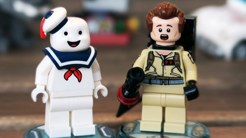 ОХОТНИКИ ЗА ПРИВИДЕНИЯМИ LEGO Dimensions 71228 71233