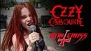 Crazy Train - Ozzy Osbourne; By The Iron Cross