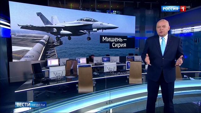 Вести недели. Эфир от 02.07.2017. Мишень - Сирия Америка готовится к голевой передаче боевиков