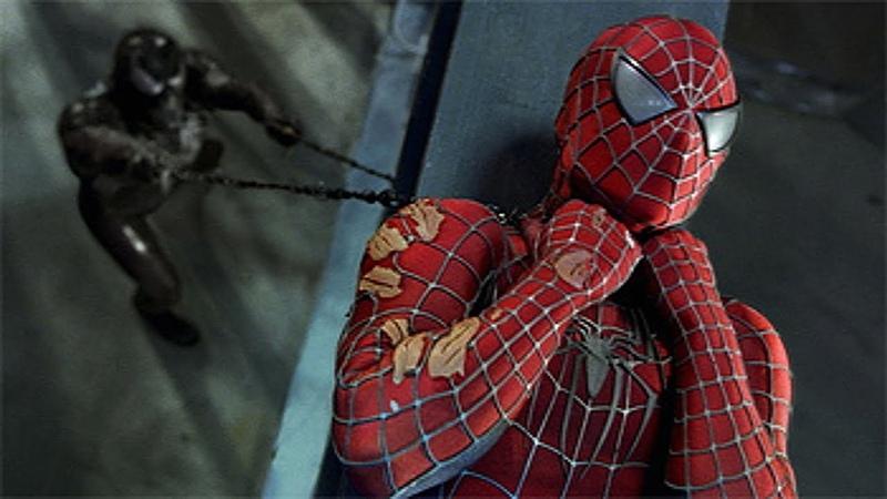 Homem Aranha e Novo Duende vs Homem Areia e Venom (Parte 1) DUBLADO HD | Homem-Aranha 3 (2007)