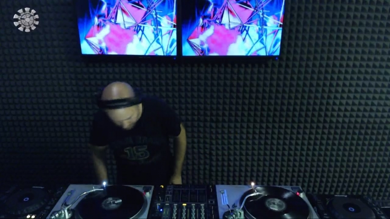 PR-ICE - Reactor Radio LIVE (BASS INVADERS 29.08.2018)