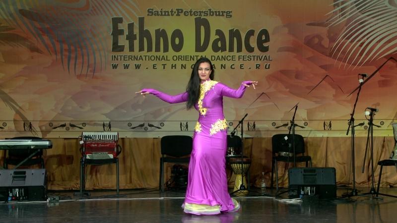 Ethnodance 2018 - Анастасия Полеся (Folk Irak)