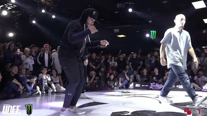 Rock Force Vs Found Carnival - Top 16 - Freestyle Session 2018 - Pro Breaking Tour - BNC