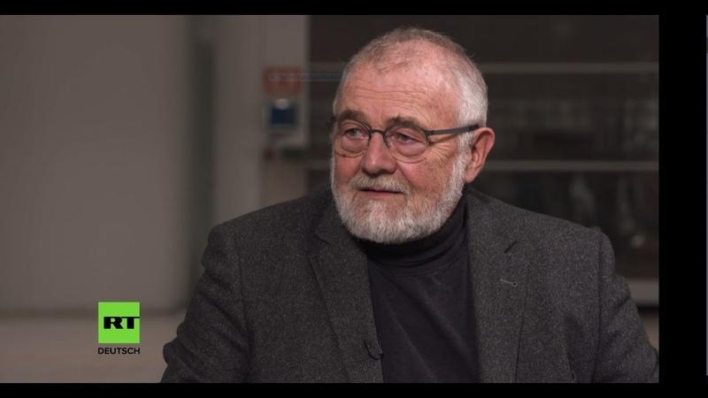 US-Imperium im Zerfall Interview mit Rainer Rupp