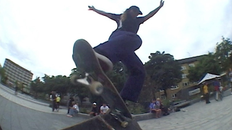 The Skate Witches' Portal to Malmö Video