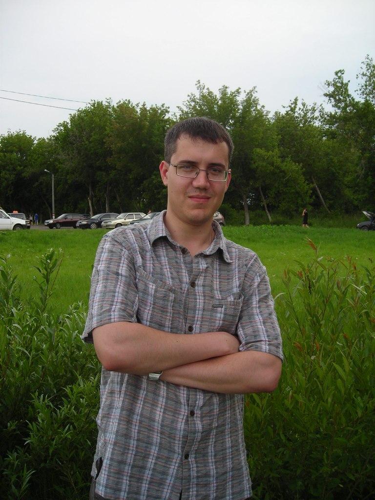 Глеб Вадясов, Саранск - фото №10