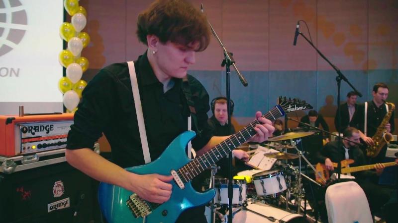 Поездка в Питер с Rose's Band