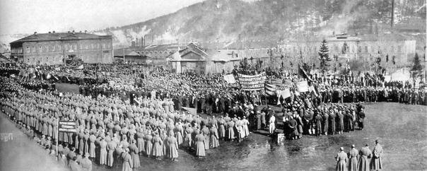 «Златоустовская бойня» расстрел бастующих рабочих оружейного завода царскими войсками 1903гЗлатоуст