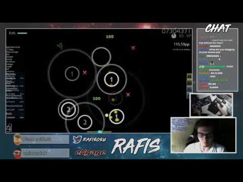 Rafis is going GODMODE on A Fool Moon Night [emilia] 9.57★ | Liveplay wChat!