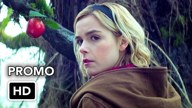 Chilling Adventures of Sabrina (Netflix) Now Streaming Promo HD - Sabrina the Teenage Witch