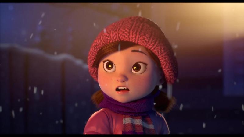 Чудесный новогодний мультфильм о настоящей дружбе