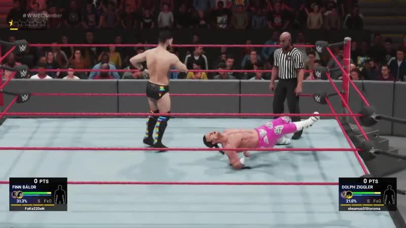 WWE 2K19 - Great Backdrop