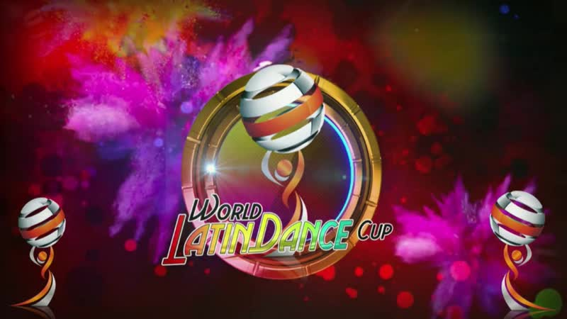 World Latin Dance Cup 2018 Day 1, Opening Ceremony-2