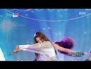 Chungha Love U @ Music Core 180721