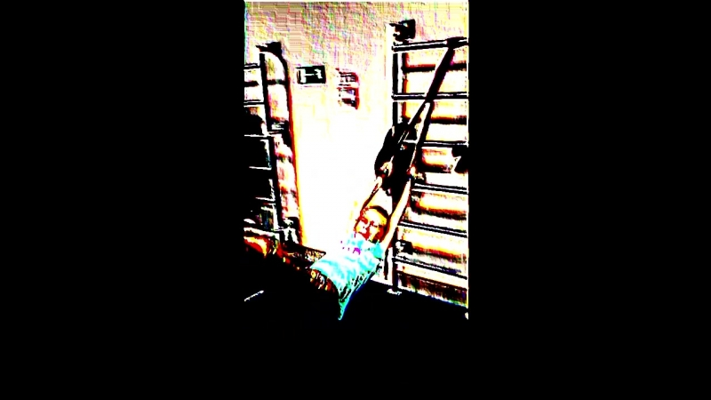 Умный фитнес. Восстановление фасций с Варварой на спортивных качелях. Группа Коновалова Евгения. Ф. Ц. Сочи.
