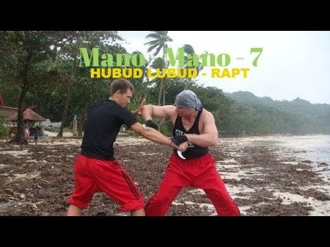 7-ой hubud Lubud - Уроки RAPT panantukan - Александр Плаксин