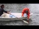 Огромную щуку можно выловить в море голыми руками! Valtava hauki nousee merestä paljain käsin!
