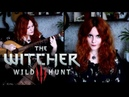 The Witcher 3 The Song of the Sword Dancer Gingertail Cover