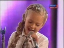 8 Year Old Talented Ukrainian Girl - Anastasia Petrik - Singing Oh Darling - Superb - Excellent