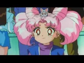 Сейлор Мун: Черная дыра снов / Sailor Moon SuperS Movie: Black Dream Hole - фильм третий [3] (Озвучка)