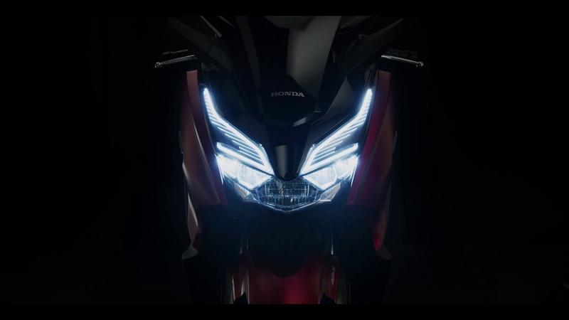 Nuovo Honda Forza 125 – USP