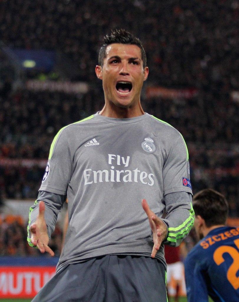 Реал Мадрид, Лига чемпионов, Криштиану Роналду