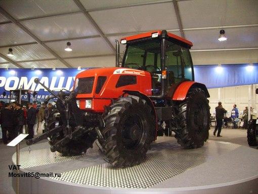 Трактора БУ и новые в Ростовской области