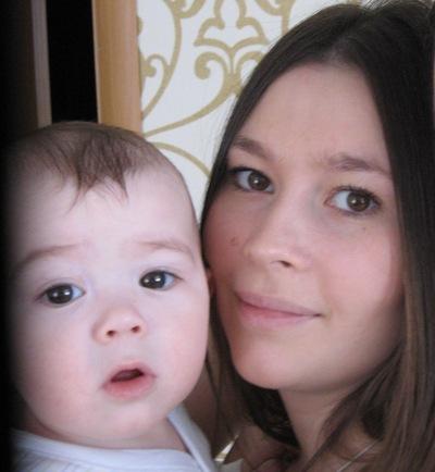 Анна Камалова, 12 мая , Челябинск, id101442442