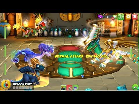 Defeat next Boss Round 1 ( Challenge Bosses ) - Dragon Mania Legends | part 1159 HD